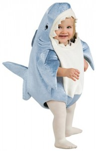 Baby Shark Costume Pictures
