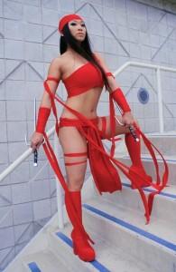 Elektra Costume
