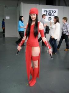 Elektra Costume Photos