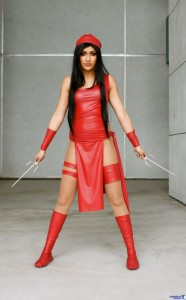 Elektra Costume Pictures