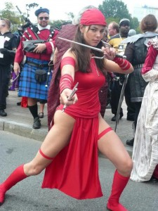 Elektra Costumes Pictures