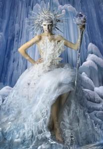 Ice Queen Costume Ideas
