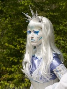 Ice Queen Costume Images