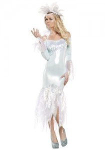 Ice Queen Costume Pictures