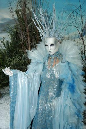 ice queen costumes