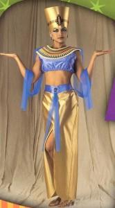 Nefertiti Costume Headpiece