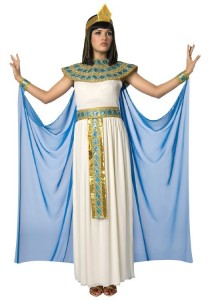 Nefertiti Costume Images