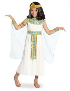 Nefertiti Costume for Kids