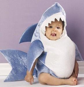 Shark Costume for Baby