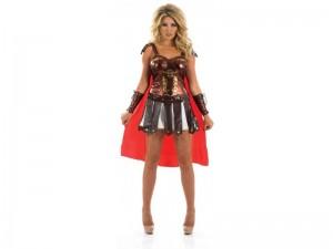 300 Costume Girl