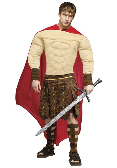 King Halloween Costume Men