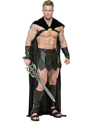300 Spartan Costumes for Men  sc 1 st  Parties Costume & 300 Costumes (for Men Women Kids) | Parties Costume