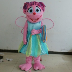 Abby Cadabby Costume for Adults