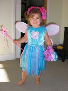 Adult Abby Cadabby Costume