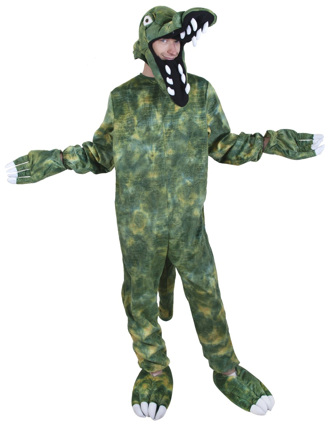 Adult Alligator Costume 107