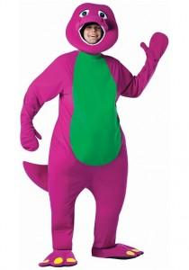 Adult Barney Costume