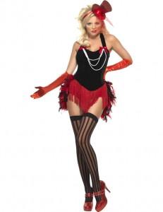 Adult Burlesque Costume