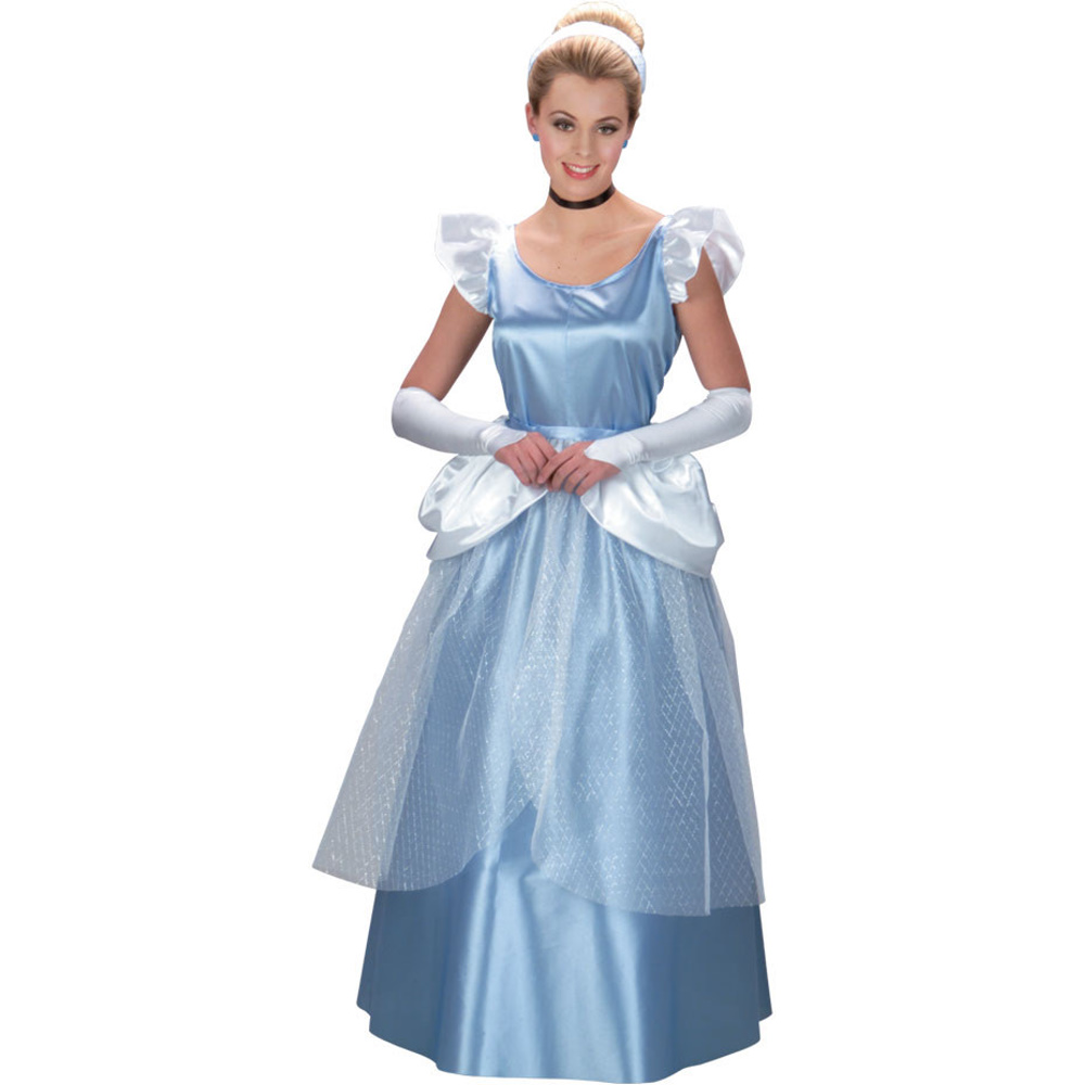 Adult Cinderella Costumes  sc 1 st  Parties Costume : cinderella costumes for women  - Germanpascual.Com
