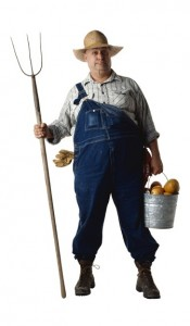 Adult Farmer Costume