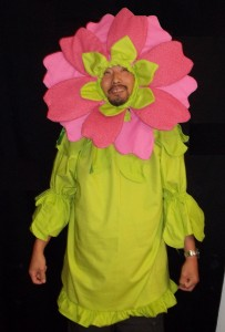 Adult Flower Costumes