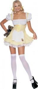 Adult Goldilocks Costume