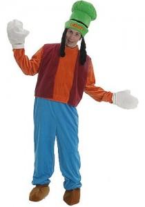 Adult Goofy Costume