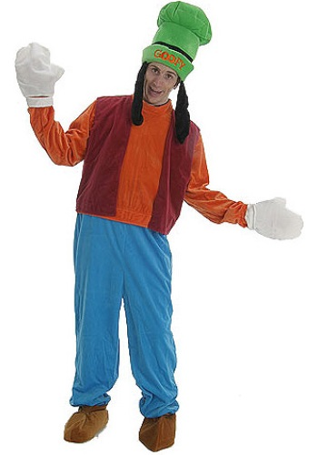 Adult Goofy Costume  sc 1 st  Parties Costume & Goofy Costumes (for Men Women Kids) | Parties Costume
