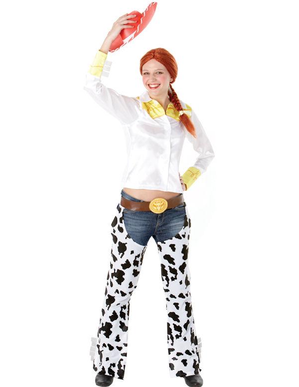 Jessie costumes parties costume adult jessie costume solutioingenieria Gallery