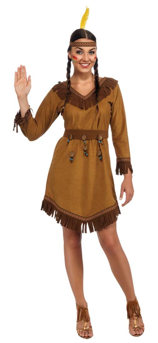 Native American Costumes (for Men, Women, Kids)