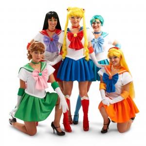 Adult Sailor Moon Costume