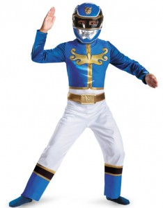 Adult White Ranger Costume