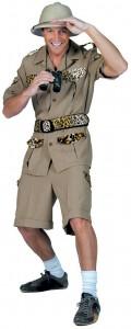 Adult Zoo Keeper Costume
