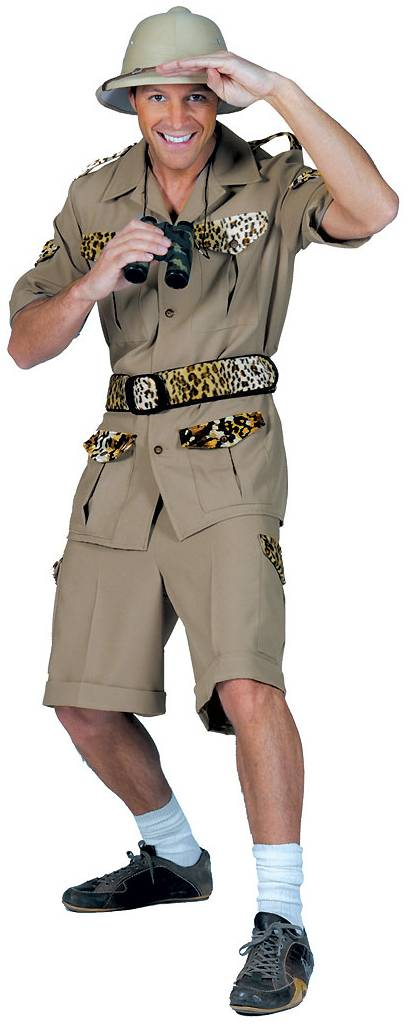 Zoo Keeper Costumes (for Men, Women, Kids)   Parties Costume