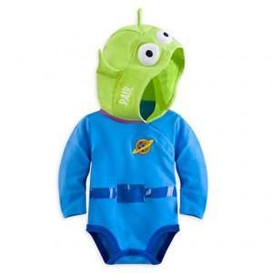 Alien Baby Costume