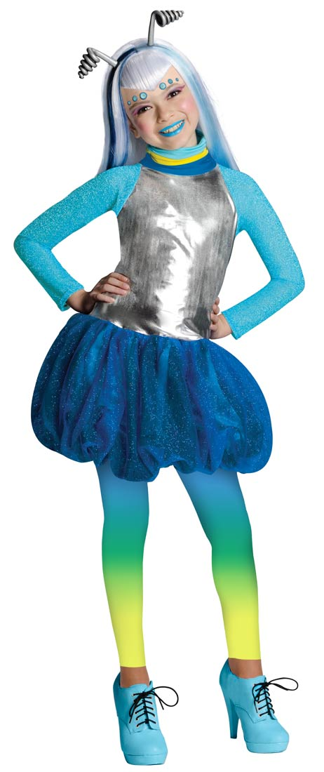 Alien Costumes for Girls  sc 1 st  Parties Costume & Alien Costumes (for Men Women Kids) | Parties Costume