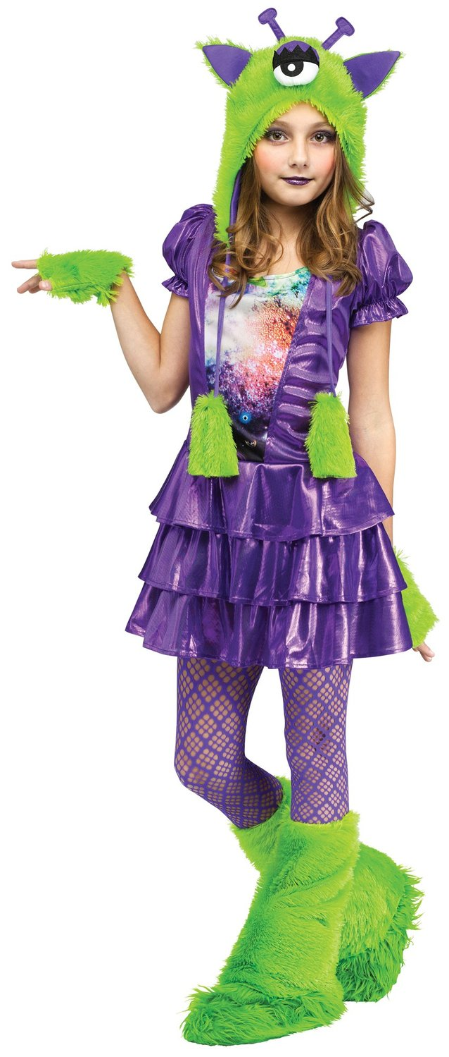 Alien Costumes (for Men Women Kids) | Parties Costume  sc 1 st  Superstarfloraluk.com & Images of Alien Girl Costume Ideas - #SpaceHero