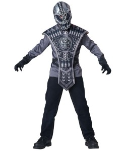 Alien Warrior Costume