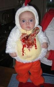 Aliens Baby Costume