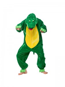 Alligator Costume Adult