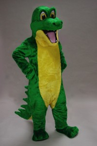 Alligator Halloween Costume