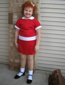 Annie Costume Kids
