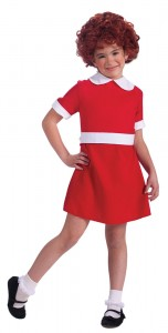 Annie Costume Toddler