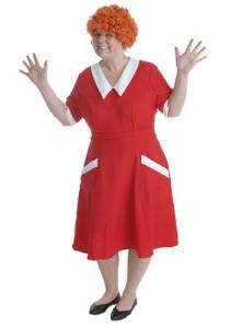 Annie Halloween Costume