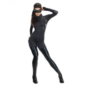 Authentic Catwoman Costume