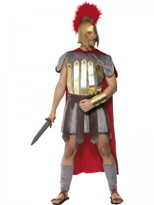 Authentic Roman Soldier Costume