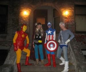 Avenger Halloween Costumes