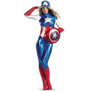 Avengers Costume Women