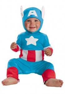 Avengers Costumes for Babies