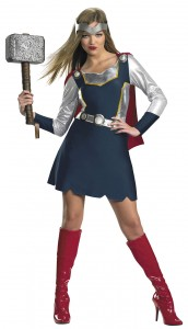 Avengers Costumes for Girls