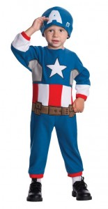 Avengers Costumes for Toddlers
